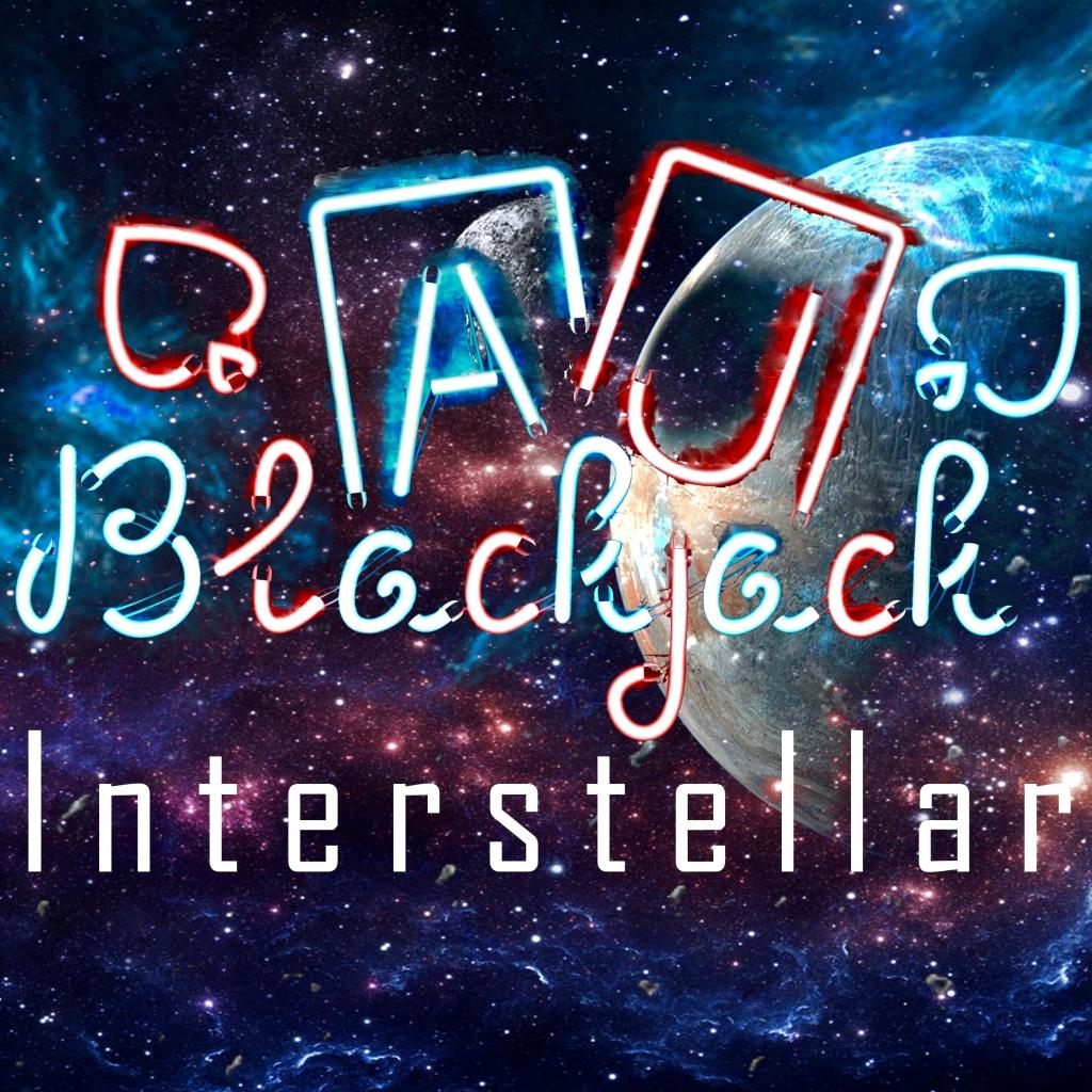 Blackjack Interstellar promo image